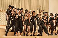 be:one beim Konzert in der UDK