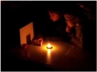 Schülerexperiment zur Schattenentstehung in Klasse 7