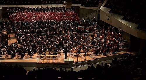 Konzert in der Berliner Philharmonie am 12.02.2019